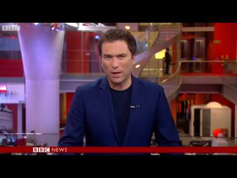 2018 march 29 BBC One minute World News