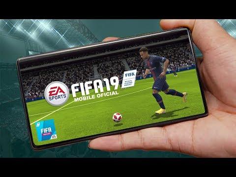 SAIU FIFA MOBILE 19 OFICIAL, ESTÁ INCRIVEL (Beta)