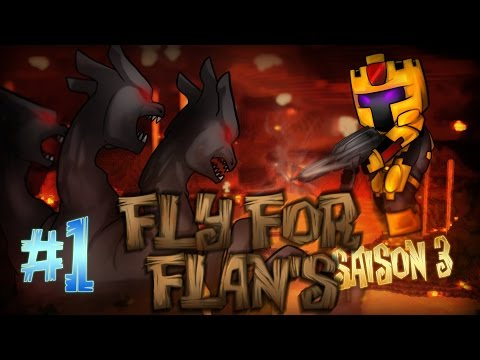 [FR]-Fly For Flan's S3-EP1: LE CRASH !-[Minecraft 1.7.10]
