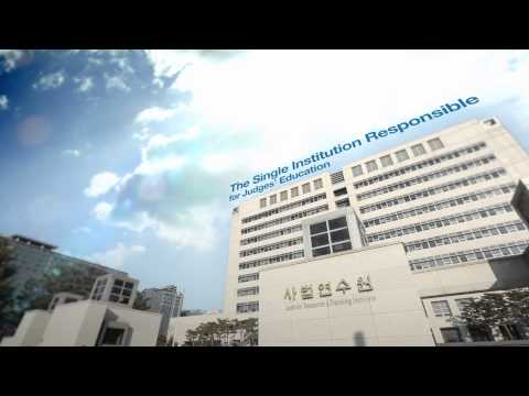 JRTI INTRODUCTION VIDEO 사법연수원 홍보영상