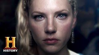 Vikings: Lagertha Trailer - Season 4 Premieres February 18th 10/9c | History
