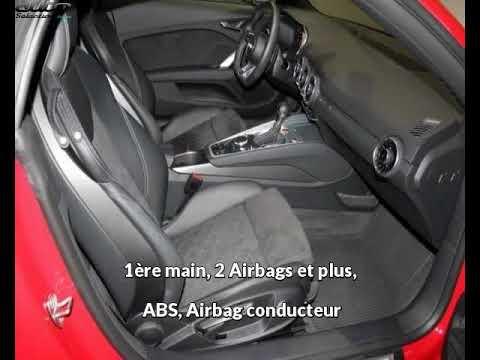 Audi tts roadster occasion visible à Beaupuy présentée par Car privileges