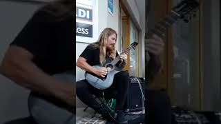 Robbie Thompson The land of evermore live in Maitland Mall