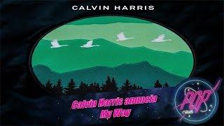 Calvin Harris anuncia My Way