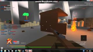 Roblox Call of Robloxia cyber bullies/nooby 4 year old acting high and mighty dethrowned