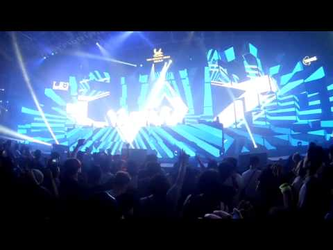 W&W - Live at Lost In Music: Mega City Hanoi 2016 (Part 2)