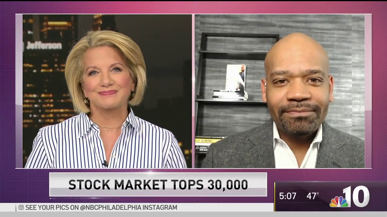 Stock Market Reaches New Heights, Financial Expert Explains Why