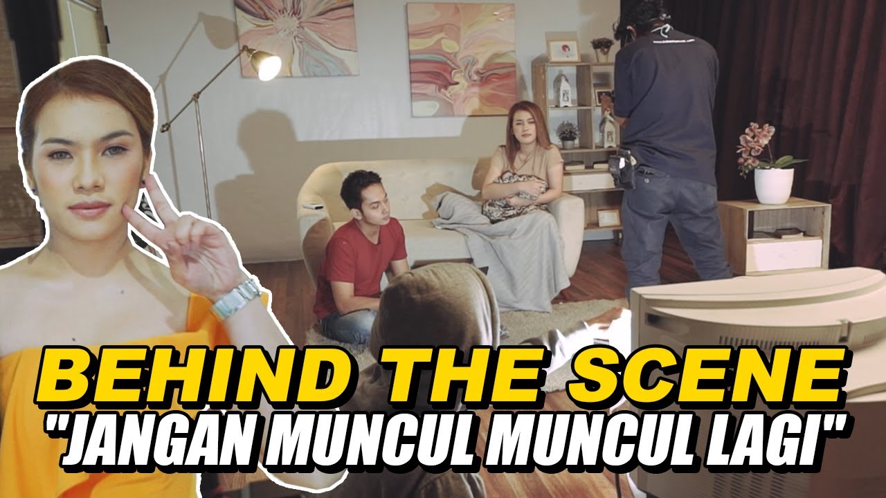 [BEHIND THE SCENE] MV VIONITA - JANGAN MUNCUL MUNCUL LAGI