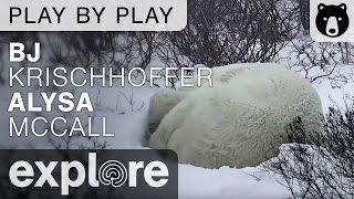 BJ Kirschhoffer and Alysa McCall Polar Bears International - Play By Play thumbnail