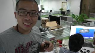 YUKO Design House Tour, VR Headset on RK3399, RK3288, Intel Tablets