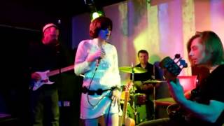 "Женя Любич / Jenia Lubich - ""Way Out"" (Nouvelle Vague singer)"