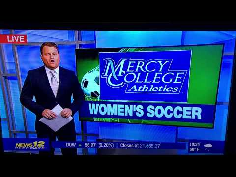 Women's Soccer Featured on News 12
