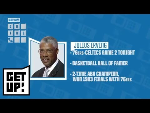 Julius 'Dr. J' Erving interview: What really happened between him and Larry Bird | Get Up! | ESPN