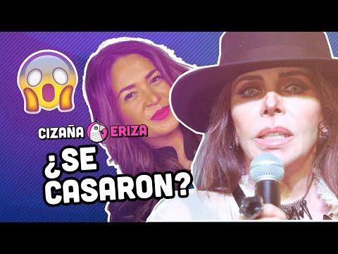 ¿Yolanda Andrade y Vero Castro se casaron? | Cizaña Eriza | Erizos