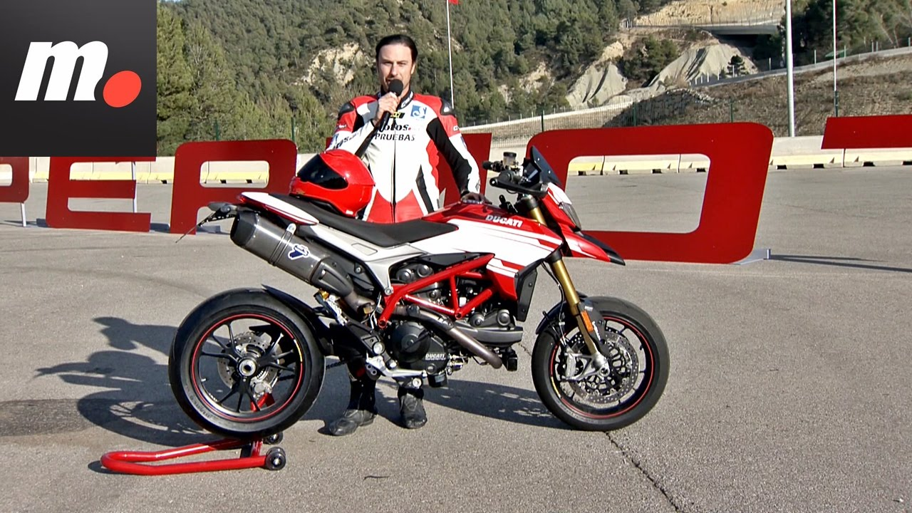 Ducati Hypermotard   Review
