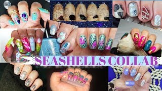 Seashell Collab part 1 (ride the struggle bus 🚌 🚎 with me)