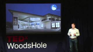 John Bates - TEDxWoodsHole - The Ocean as Globally Shared Art on the World Wide Web.
