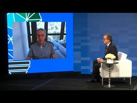 Virtual Ideas for Tomorrow   David Feinberg, MD, Head of Google Health