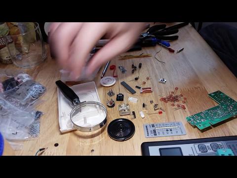 Chinese Radio Kit Build Part 2