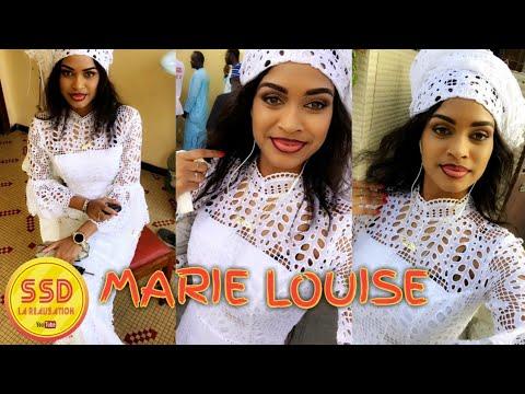 Marie Louise Diaw hyper classe Sagnsé au blanc de lait la beauté qui hante