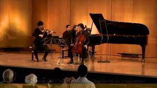 Trio Zadig // Brahms - Piano Trio No. 3 in C minor Op. 101