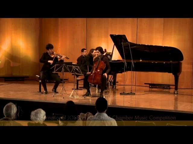 Trio Zadig // Brahms - Piano Trio No. 3 in C minor Op. 101