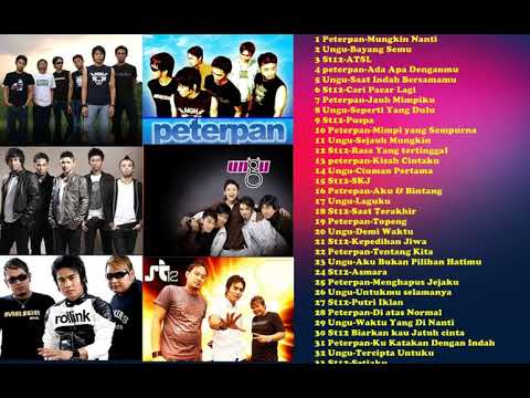 Mp3 Kompilasi 3 Band Fenomenal Peterpan Ungu St12