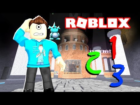 UNDERGROUND EXPEDITION ESCAPE ROOM IN ROBLOX! | MicroGuardian