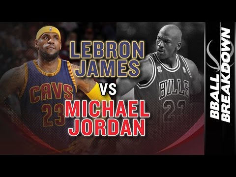 LeBron James vs. Michael Jordan: WHO IS THE GREATEST?