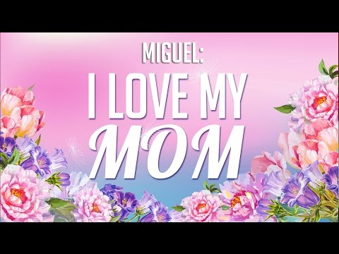 Miguel Lists Qualities the Mother of his Children MUST Have!