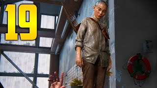 """The Last of Us 2 - Part 19 """"DO THE ARM THING, HOMIE! (GLITCH)"""" (Gameplay Walkthrough, Let's Play)"""
