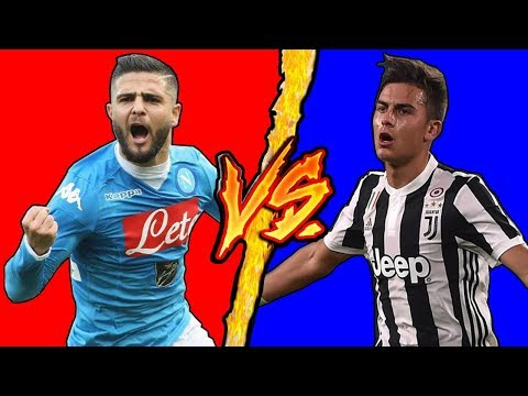 Insigne VS Dybala (Napoli VS Juventus) - Battaglia Rap Epica - Manuel Aski feat. Amendola Brothers