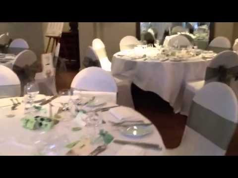 Dinner table set up & Dinner table set up - YouTube
