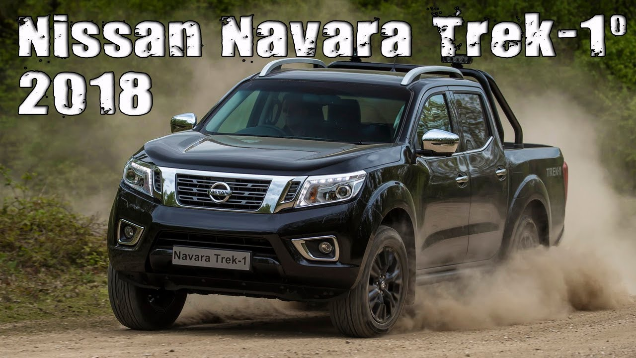 New 2018 Nissan Navara Trek 1°Pickup Truck UK Special ...