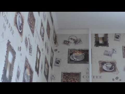 Ремонт квартиры в Твери - обои, плитка, побелка потолка