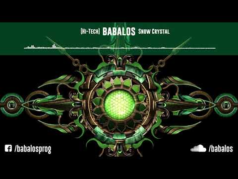 [Hi-Tech] Babalos - Snow Crystal *185*