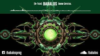 [Hi-Tech] Babalos - Snow Crystal *185*