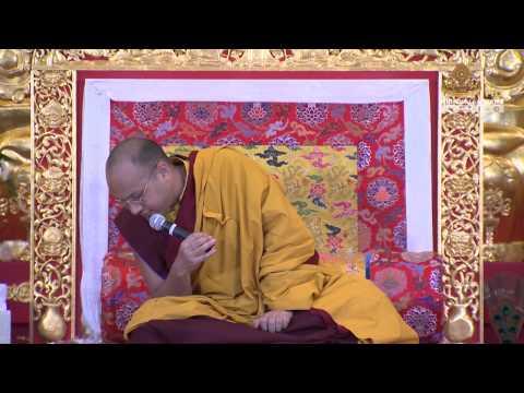 Teaching at Karma Triyana Dharmachakra 4 / 4