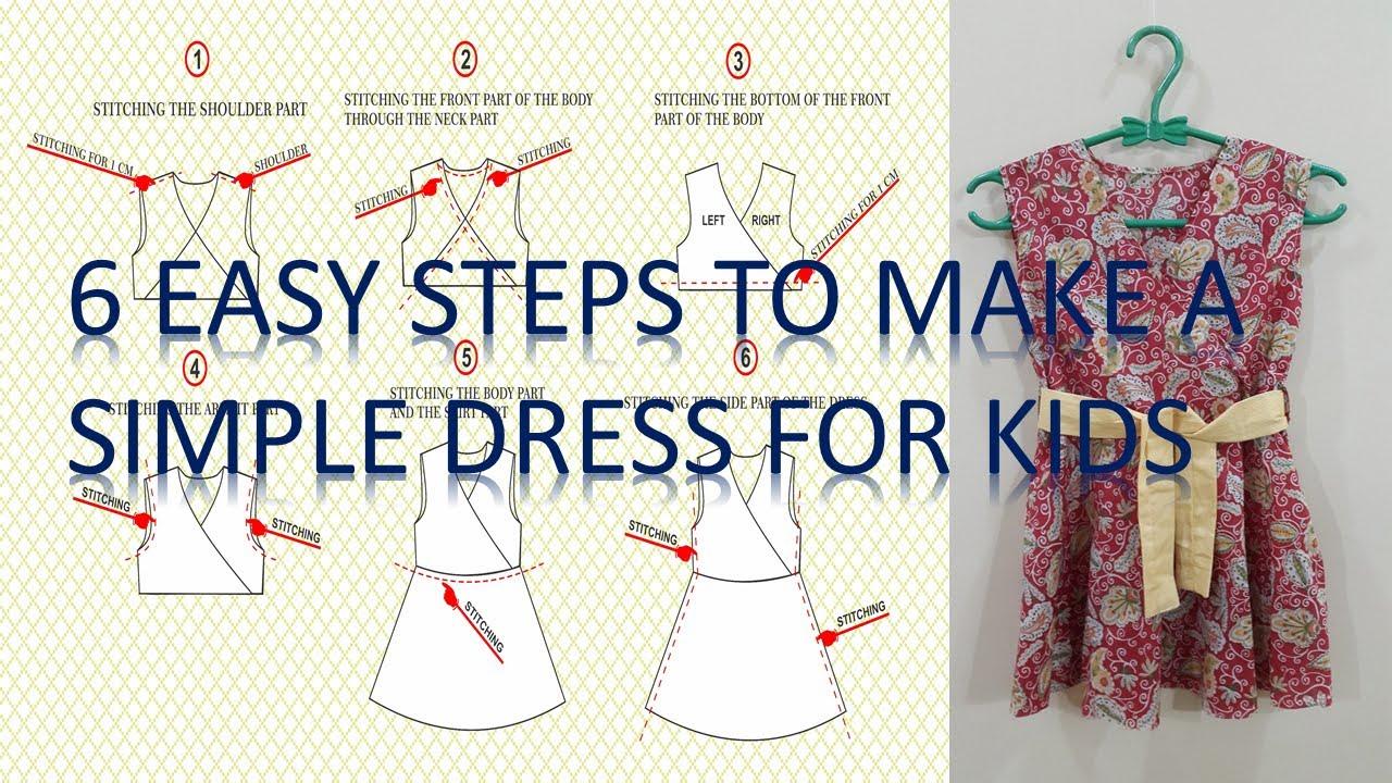 Pillowcase Dress Template