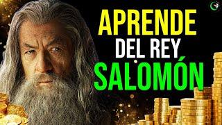 7 LECCIONES DEL REY SALOMON PARA ATRAER DINERO, EXITO, RIQUEZA, ABUNDANCIA Y PROSPERIDAD
