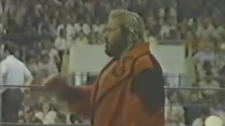 Andre The Giant vs Big John Studd Toronto Canada
