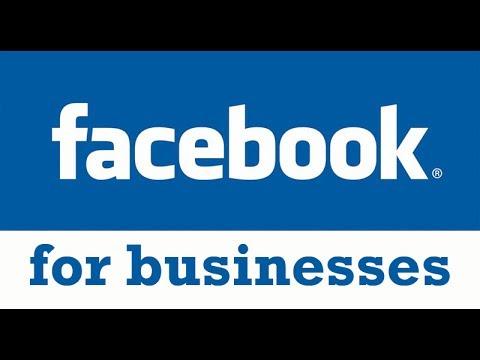 فيس بوك بزنس فى 4 دقائق Youtube
