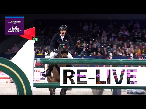 LIVE 🔴 | Jumping - Telegraaf Prize | Amsterdam (NED) | Longines FEI Jumping World Cup™ 2019/20