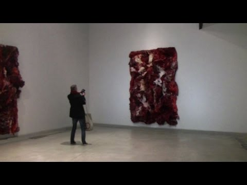 Le ultime opere inedite di anish kapoor in mostra a macro for Anish kapoor roma