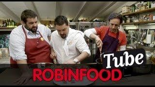 "ROBINFOOD / Marmitako ""Txapeldun"" + Sangría ""Gurugutarrak"""