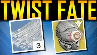 Destiny - TWIST FATE! GLASS NEEDLES!