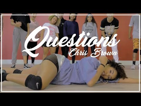 """Questions"" by Chris Brown 