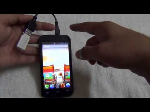 Micromax Canvas Music A88 OTG Cable For USB Pen Drive