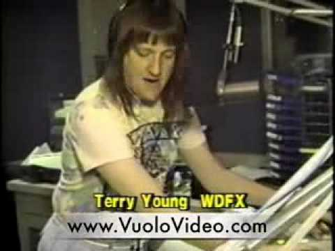 TERRY YOUNG WDFX DETROIT RADIO 1990