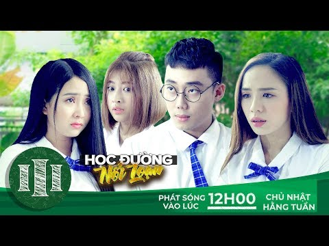 PHIM CẤP 3 - Phần 7 : Tập 13 | Phim Học Đường 2018 | Ginô Tống, Kim Chi, Lục Anh